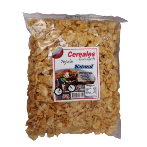 cereal hojuelas natural